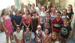 The French Embassy in Malta welcomed some thirty students from the Alliance (...)