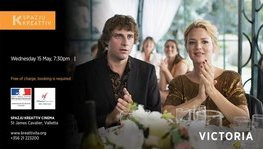 French film days : « Victoria »