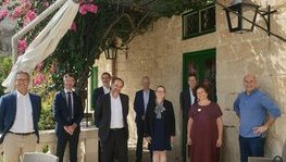 Meeting with French economic actors based in Malta