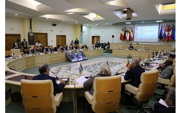 Meeting of the Interior Ministers of central Mediterranean countries in Tunis - 24 July 2017